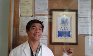 ENTRY No  2 – The Secret of Baguio General Hospital and Medical